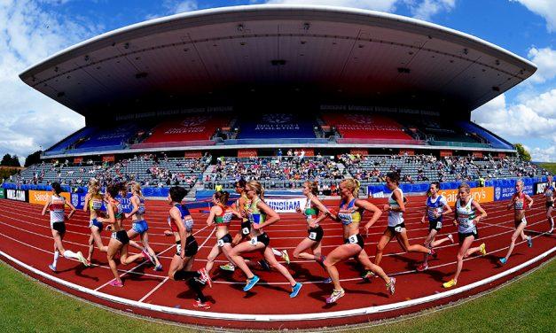 UK national championships moments