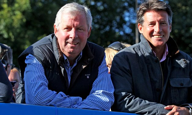 "Brendan Foster: ""Sport teaches you to roll with the punches"""