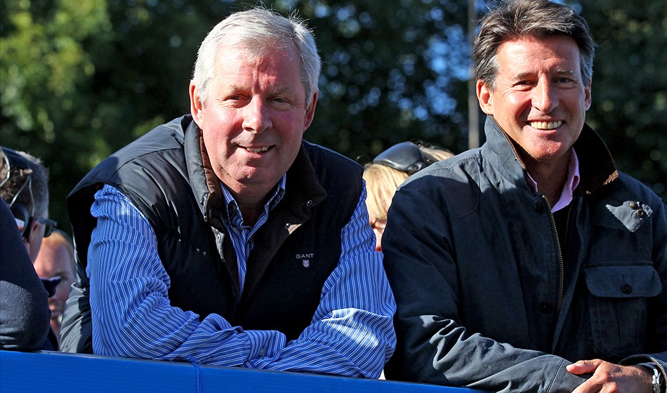 """Brendan Foster: """"Sport teaches you to roll with the punches"""""""