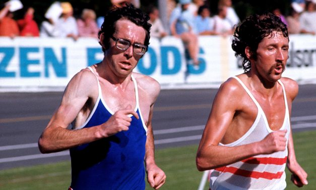 Scottish running legend Don Macgregor dies