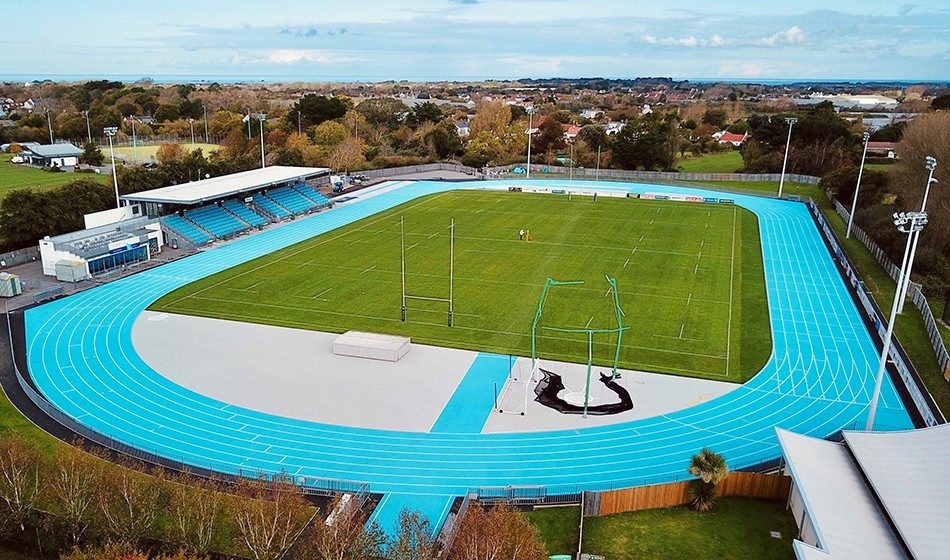 Guernsey meet marks return of T&F competition in British Isles