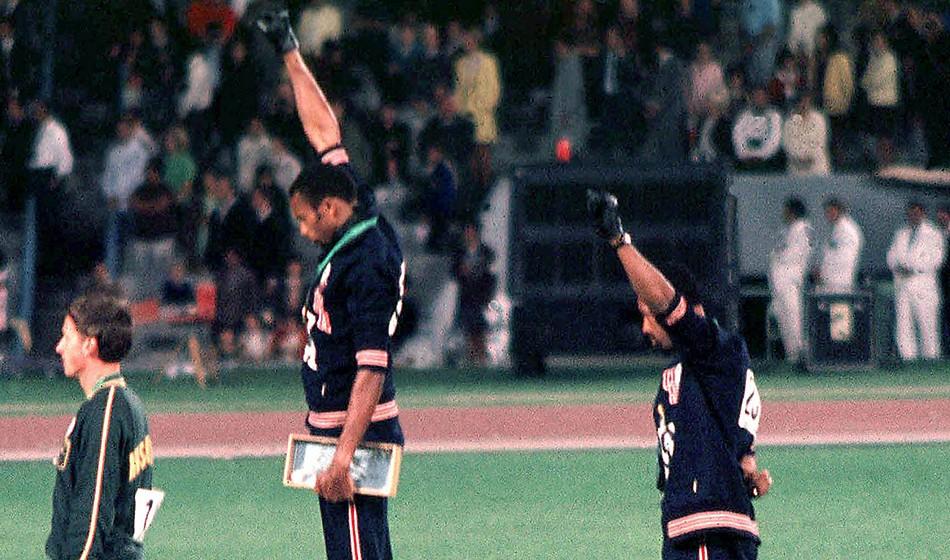 Olympic civil rights icon John Carlos turns 75