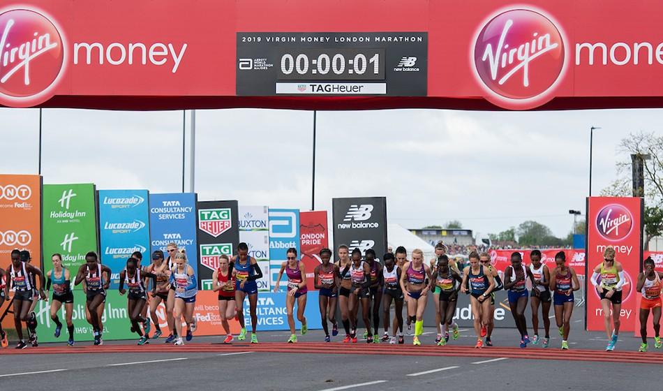 2021 London Marathon set to host GB Olympic trial