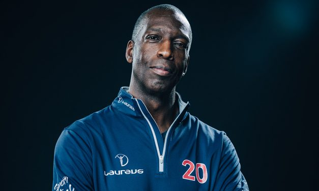 "Michael Johnson: ""Sport has incredible power"""