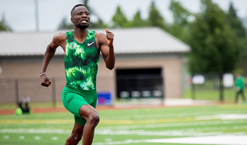 Oregon Track Club Elite wins 'Return of the Dual'