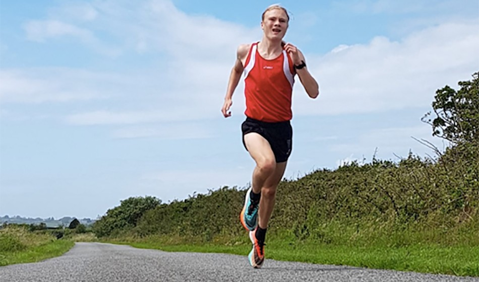 Perrin, Cooper and Keith top BMC 3km time trial