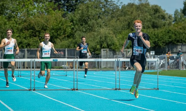 UK athletics action returns and Alastair Chalmers impresses in Guernsey