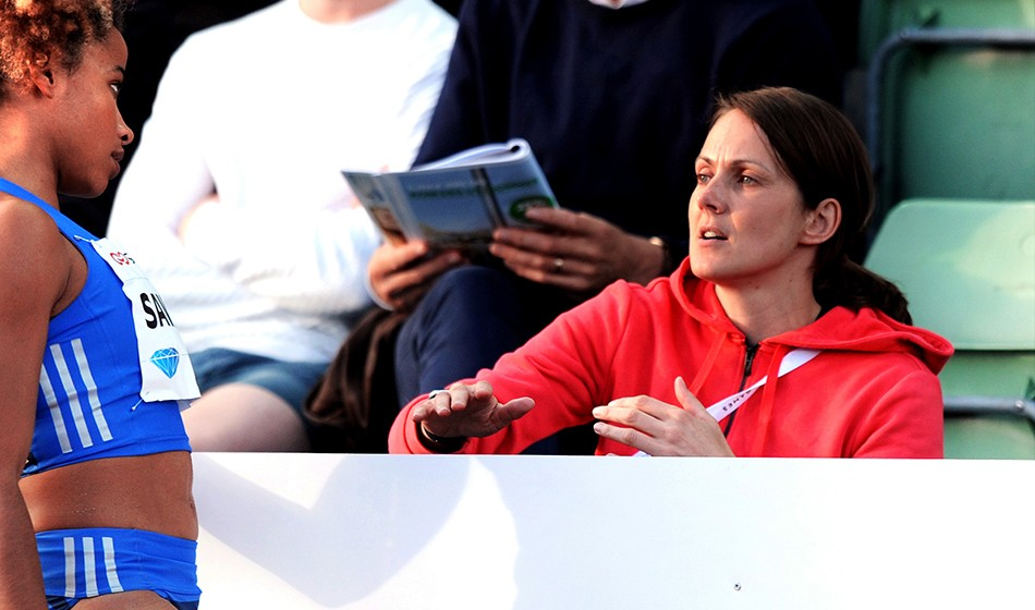 England team leader role was made for me, says Kelly Sotherton - AW