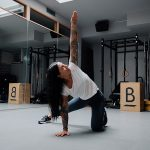 Yoga-inspired mobility flow workout for runners