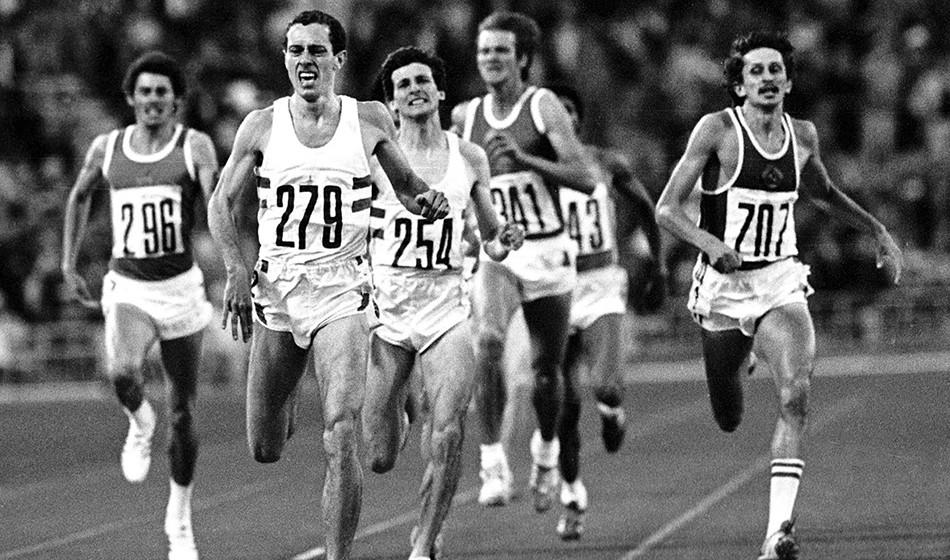 Remembering Steve Ovett's Moscow 1980 800m win