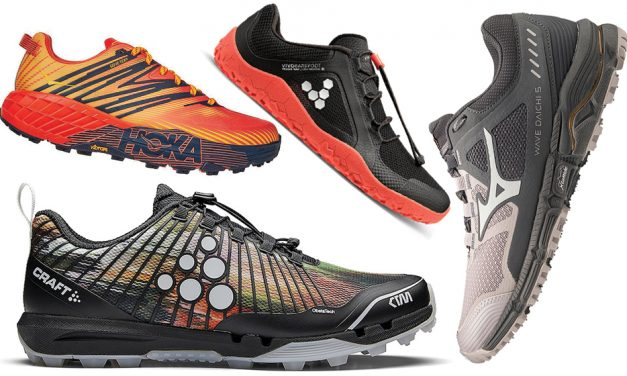 10 of the best trail running shoes