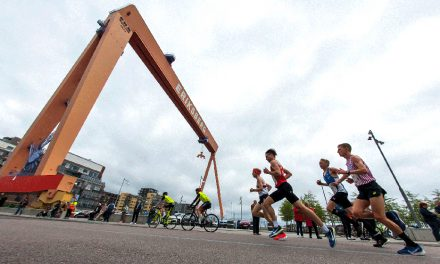 Göteborgsvarvet Marathon launches as a once-in-a-lifetime event