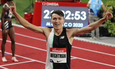 Jake Wightman storms to UK No.2 all-time in Monaco 1500m