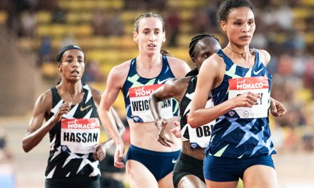 Laura Weightman impresses in Monaco 5000m