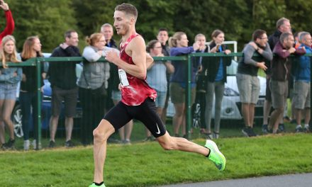 Marc Scott breaks British record at Podium 5km
