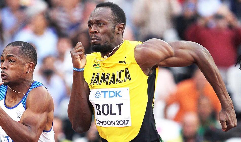 Usain Bolt self isolates, with coronavirus positive confirmed