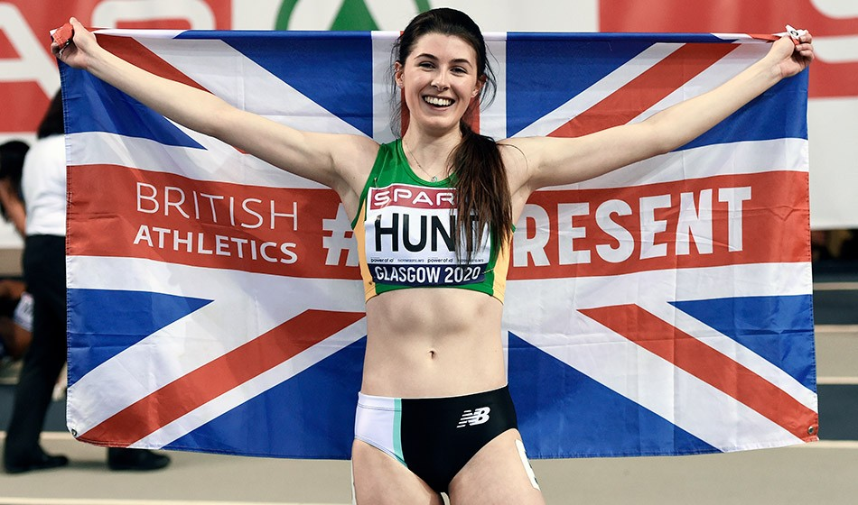 """Amy Hunt: """"You put everything in to become the best in the world"""""""