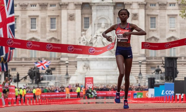 First look at the 2020 London Marathon course