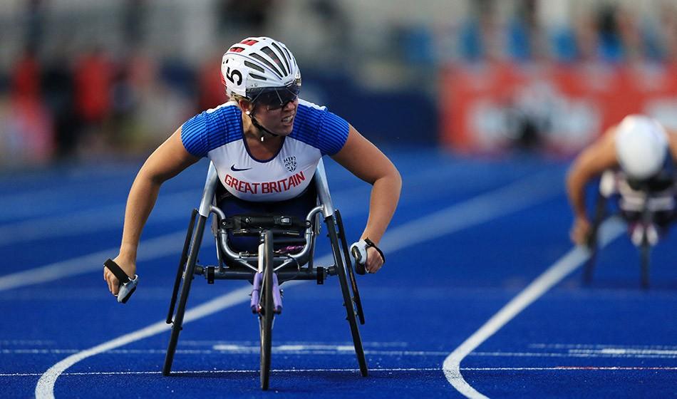 Hannah Cockroft hopes for 2022 Commonwealths target