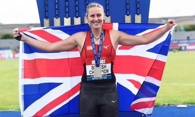 Holly Bradshaw dedicates gold to late grandfather