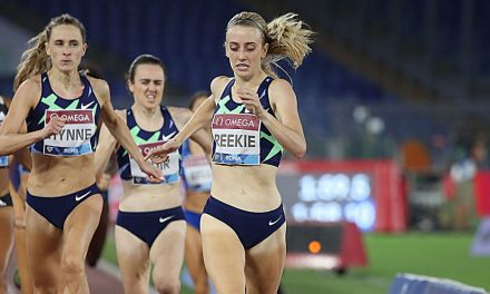 Reekie and Pozzi power to wins in Rome